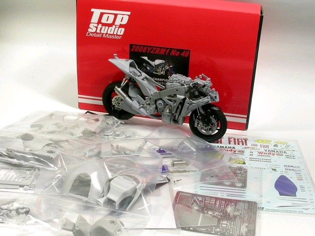 MD29006 2008 YZR M1 Super Detail Set