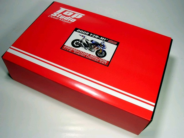 MD29010 2009 YZR M1#99 Super Detail Set