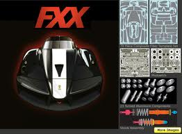 SMS 8010 FXX Super Detail Kit