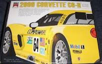 SMS 31231 1/24 Corvette C6-R 2006 Le Mans Class Winner Builders'
